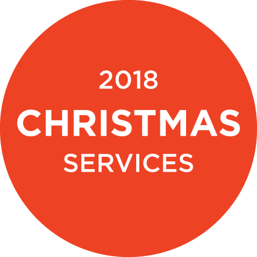 2018 Christmas Services