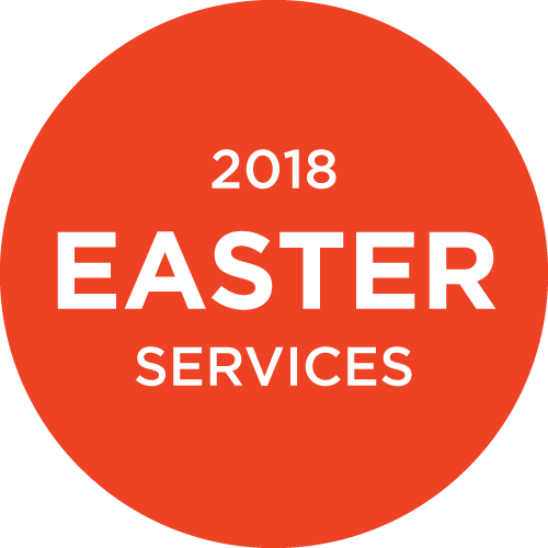 2018 Easter Services